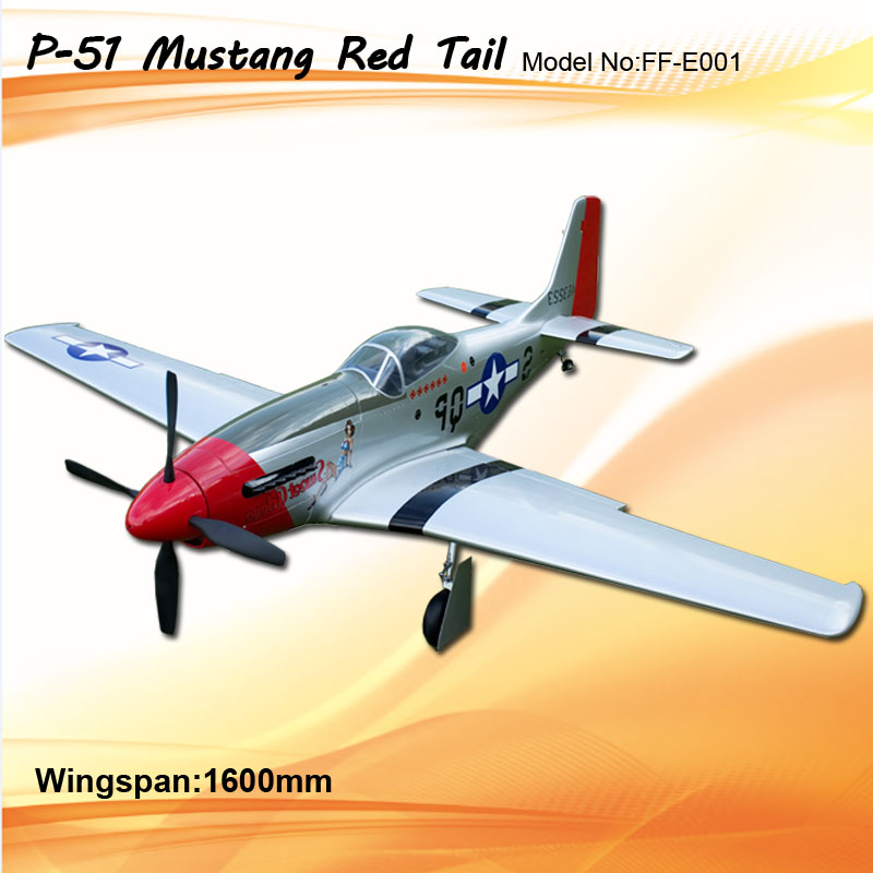 The Mustang  Red Tail Squadron